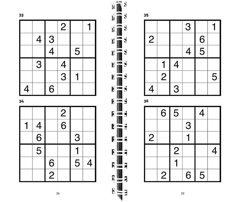 스도쿠미로월드400본문34-35