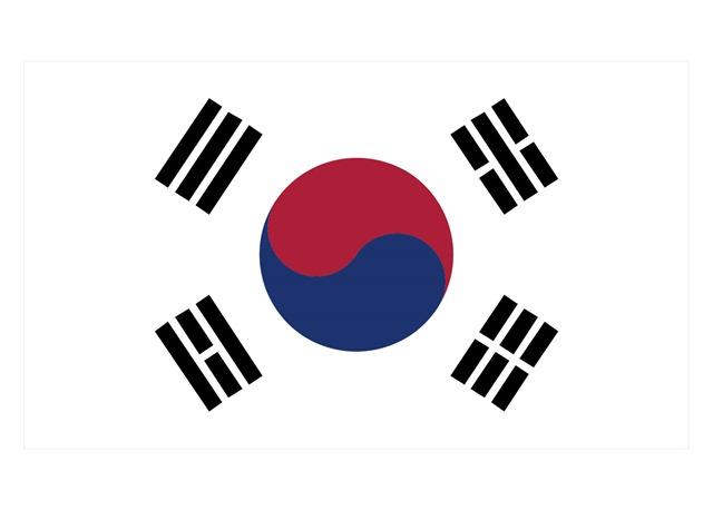 국기카드_대한민국_국기