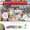 취미, 종이접기 도서 구매시 단면 20매 색종이 증정!